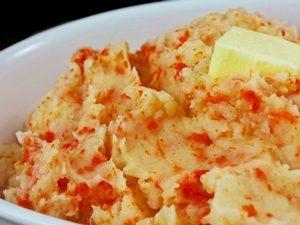 receta de pure de papa con zanahoria